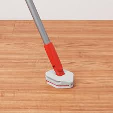 how to get scuff marks of hardwood floors