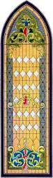 vintage stained glass church window image the graphics fairy
