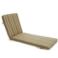 Chaise Lounge Cushions Sunbrella Outdoor Chaise Lounge Cushion The Company Store