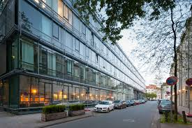 filenord lb office building bleichenstrasse facade hanover germany