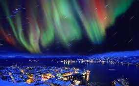 Yukon Lights Festival Takeoff Northern Lights