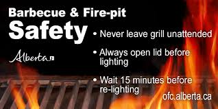 Firepit Safety Office Of The Commissioner Ofc June Is Bbq And Pit