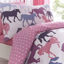 horse bedding for girls comforter girls horse comforter set