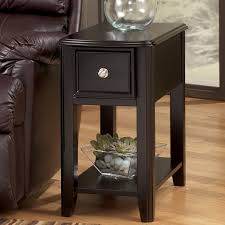 darby home co hancock end table with storage u0026 reviews wayfair
