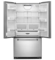 Kitchenaid Counter Depth French Door Refrigerator Stainless Steel - kitchen best buy refrigerators viking refrigerator kitchenaid