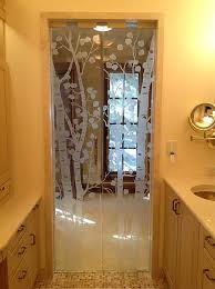 Etched Glass Exterior Doors Glass Studio Architectural Etched Glass For Windows