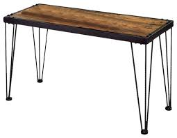 wood table with metal legs wooden coffee table metal legs round wood table metal legs wood