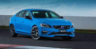 volvo v8 volvo s60 sales boosted by v8 supercars entry says company