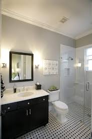 Bathroom Vanity Tampa by Tampa Barrier Free Shower Bathroom Contemporary With Wall Sconce