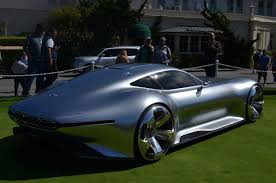 mercedes concept cars vision gran turismo is sports car perfection