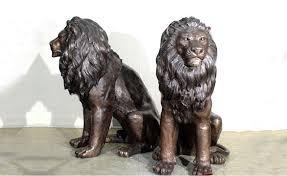 lions statues for sale garden decoration bronze lion statue for sale bronze metal
