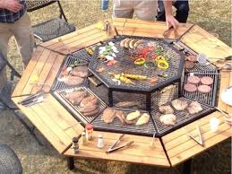 Grill For Fire Pit by Fire Pit Grill Top Fire Pit Ideas