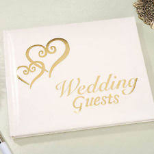 wedding registry book guest book wedding guest books ebay
