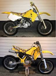 1992 suzuki rm 125 parts images reverse search