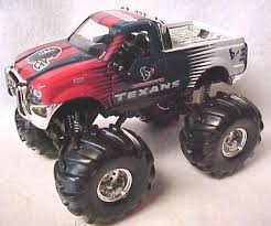 houston texans monster trucks wiki fandom powered wikia