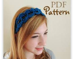 retro headbands retro top knot headband sewing pattern pdf rosie the riveter