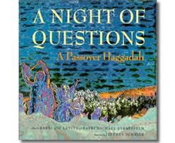 passover books kids passover books a of questions a passover haggadah
