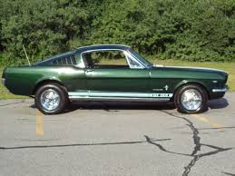 ford mustang gt white stripes 1965 ford mustang 2 2 fastback shelby g t 350 green ext w
