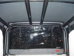 jeep cj8 rock hard 4x4 u0026 8482 bolt in rear sport cage for jeep cj8
