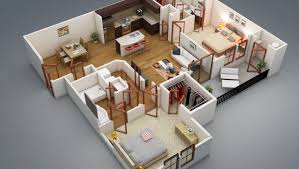 bedroom plans bedroom l shaped home design 2 exles with floor plans