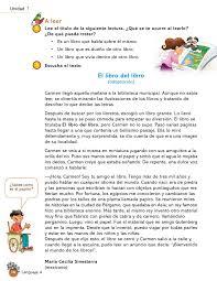 libros para leer de cuarto grado libro de texto cuarto grado