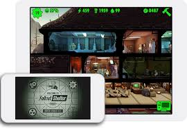 fallout shelter available on ios android pc u0026 xbox