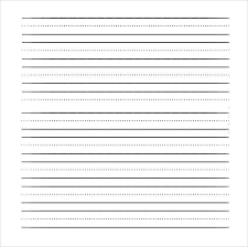 free lined writing paper free printable lined writing paper free
