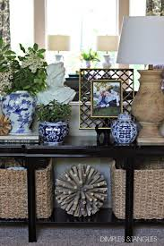 how to decorate an accent table accent table decor ideas mariannemitchell me