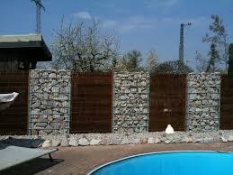 Trennwand Garten Glas Terrasse Gestalten Sichtschutz Carprola For