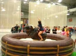 party rentals chicago mechanical bull chicago party rental