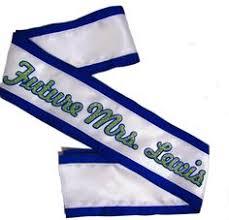 personalized sashes rhinestone pageant sash rhinestone and embroidered sashes for