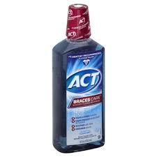 kosher mouthwash mouthwash anticavity fluoride clean mint wegmans