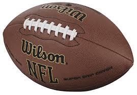 amazon com wilson nfl super grip football sports u0026 outdoors