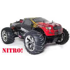 nitro rc monster truck for sale wind hobby