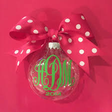 Christmas Ornaments With Initials 147 Best Images About Christmas Inspiration On Pinterest