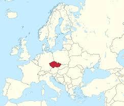 Prague Map Europe by My Blog My Wordpress Blog