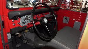 classic land cruiser interior 1971 toyota land cruiser fj40 stock 098825 for sale near