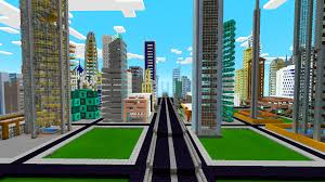 New York Minecraft Map by Mega City Map For Minecraft Pe Android Apps On Google Play