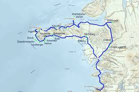 Iceland On Map Snæfellsnes Peninsula Road Trip When You Plan A Trip To Iceland