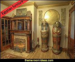 egyptian themed bedroom egyptian themed furniture king tutankhamens life size sarcophagus