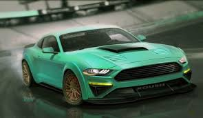 roush mustang gt roush is bringing a widebody 2018 mustang gt to sema torque