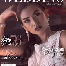 wedding planner magazine carmela sagula 1920s glam bridal editorial published in the