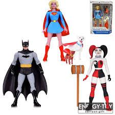 3styles 6 supergirl harley quinn designer series