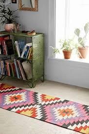 magical thinking elmas kilim woven rug urban outfitters powder