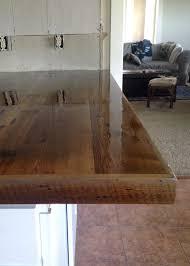 diy reclaimed wood table countertop barn wood countertops reclaimed wood countertops