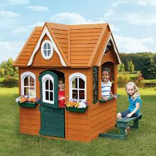 Sears Backyard Playsets Georgian Manor Cedar Summit Playset Is Amazing Kids Playhouse For