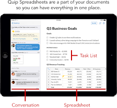 Html5 Spreadsheet Quip Introducing Quip Spreadsheets