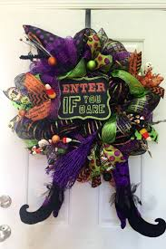Deco Mesh Halloween Wreath Ideas by The 425 Best Images About Halloween On Pinterest Pumpkin