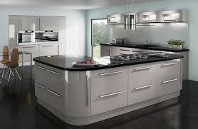 gloss kitchen ideas kitchen vinyl gloss kitchen designs ideas with white cabinets