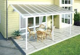 Simple Patio Cover Designs Patio Awning Ideas Us1 Me